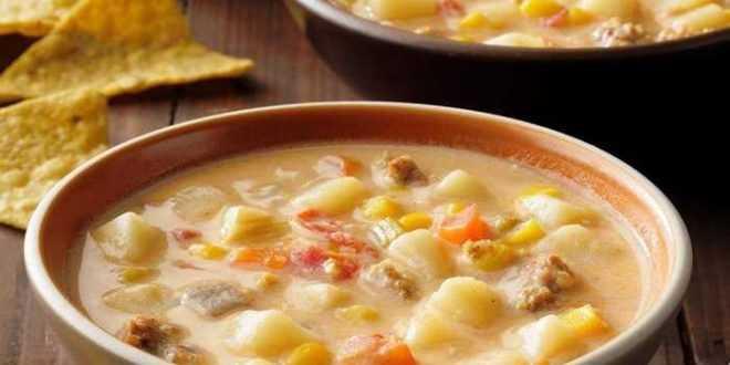Sup Kentang Holy Moly