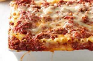 Lasagna terbaik