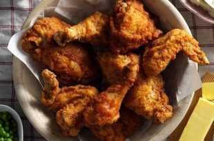 Ayam goreng terbaik yang pernah ada